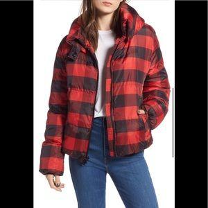 NWT,KENDALL KYLIE Womens Puffer Coat R2681